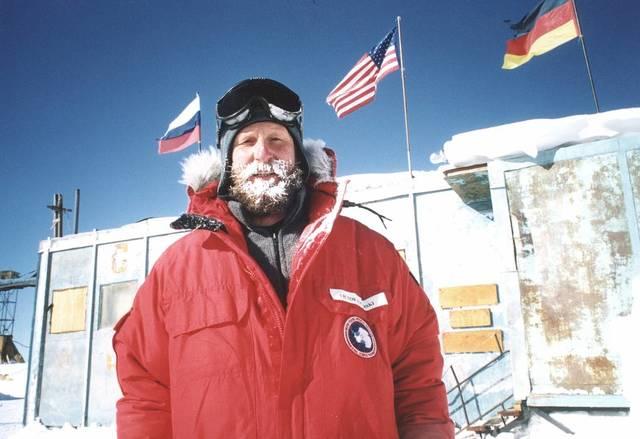 Полярник Виктор Боярский: «Если на Севере в пургу отойти на 20 метров в сторону — все, ты погиб»