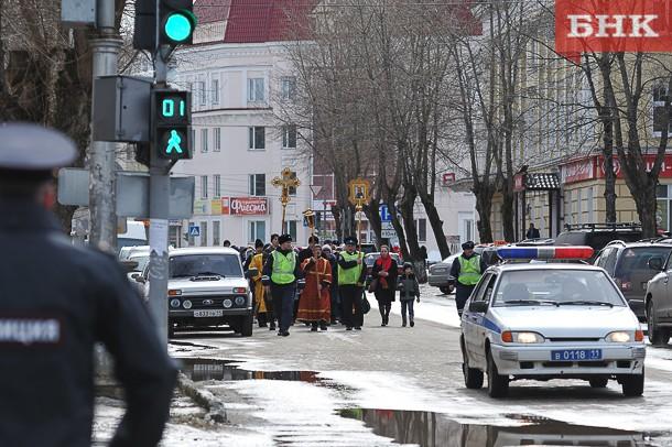 Пасха скорректирует движение автобусов в Сыктывкаре