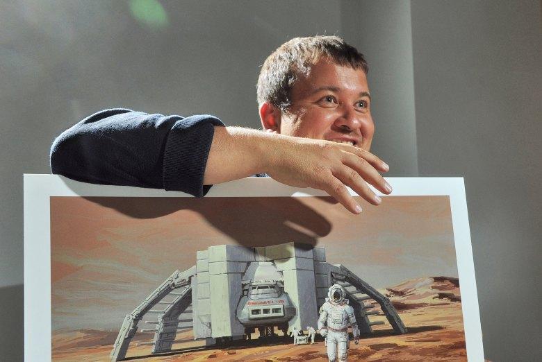 Михаил Кокорич и космическая компания Momentus